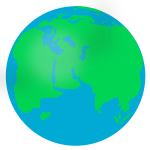 Globe courtesy of OpenClipart.org/mese