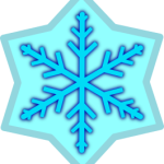 Snow Flake courtesy of OpenClipart.org/FireLee