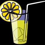 Glass of lemonade courtesy of OpenClipart.org/nicubunu
