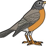 The Robins Visit Pete MossPete Moss composts fruit and vegetable scraps in his backyard. He discovers worms and his old friends the robins are not far behind.